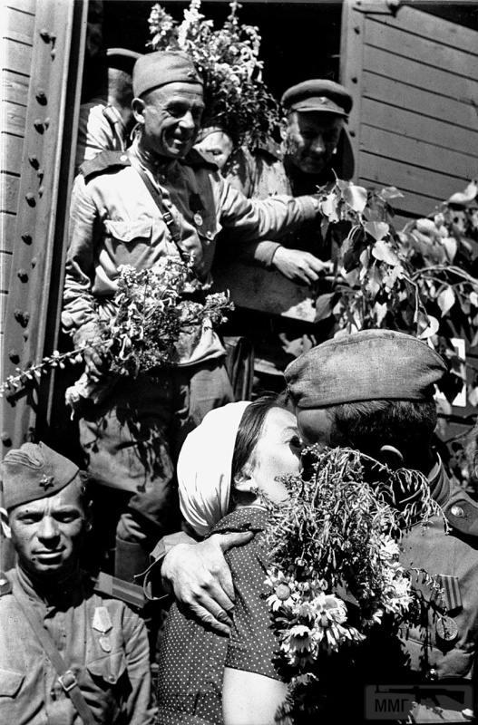 59953 - Военное фото 1941-1945 г.г. Восточный фронт.