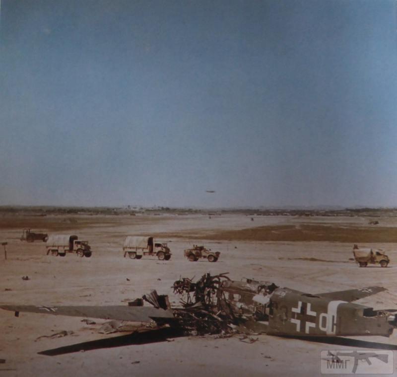 59967 - Военное фото 1939-1945 г.г. Западный фронт и Африка.