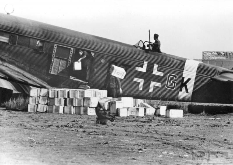 60022 - Военное фото 1939-1945 г.г. Западный фронт и Африка.