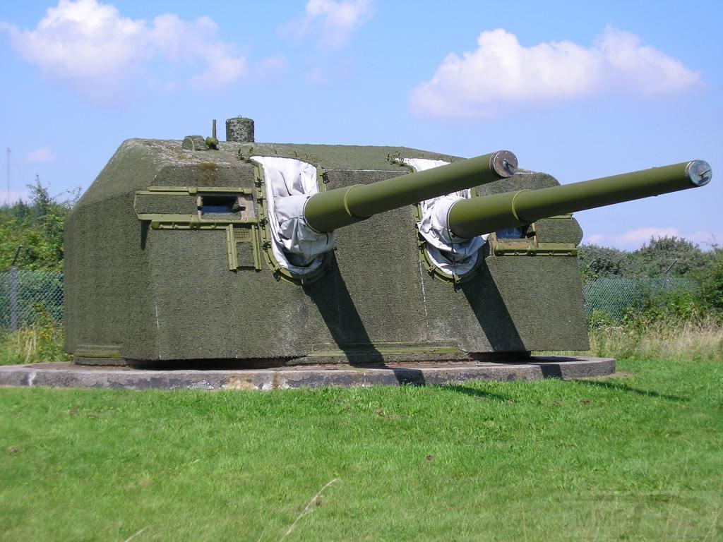 6004 - Корабельные пушки-монстры в музеях и во дворах...