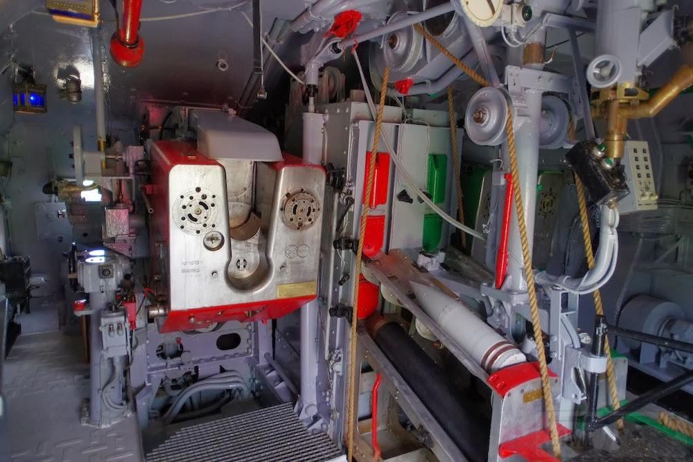6006 - Корабельные пушки-монстры в музеях и во дворах...