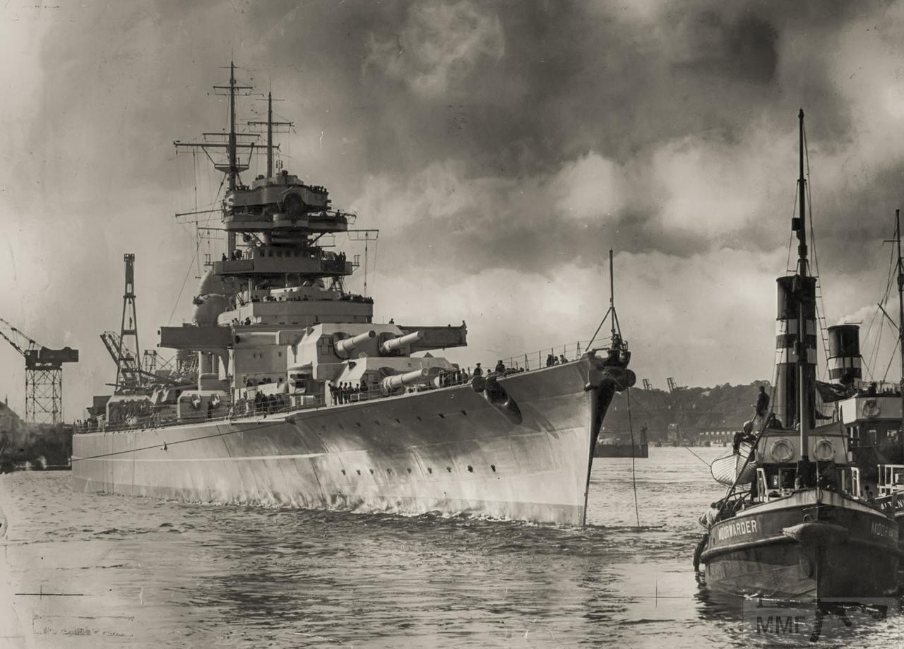 60094 - Линкор Bismarck
