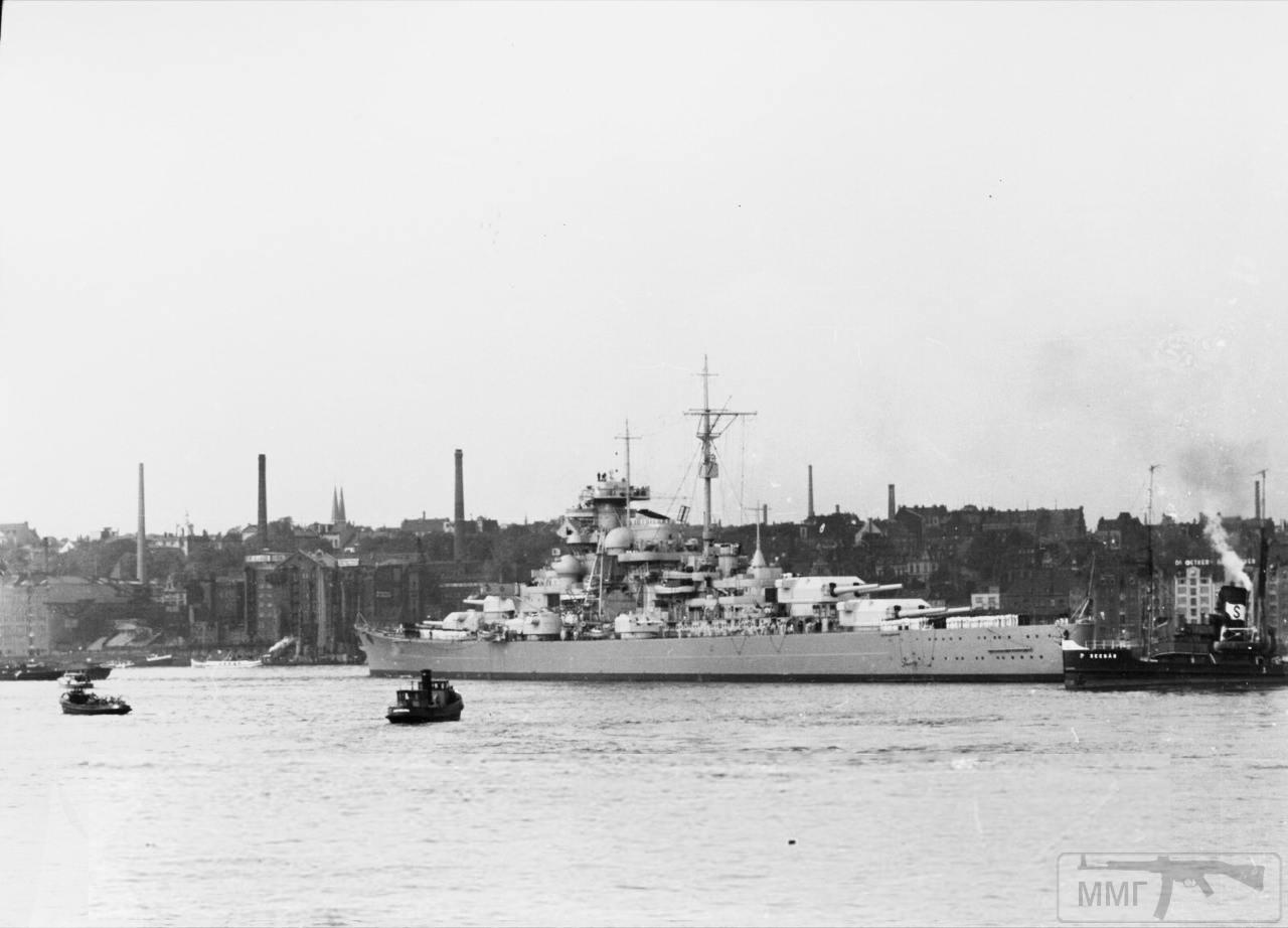 60097 - Линкор Bismarck