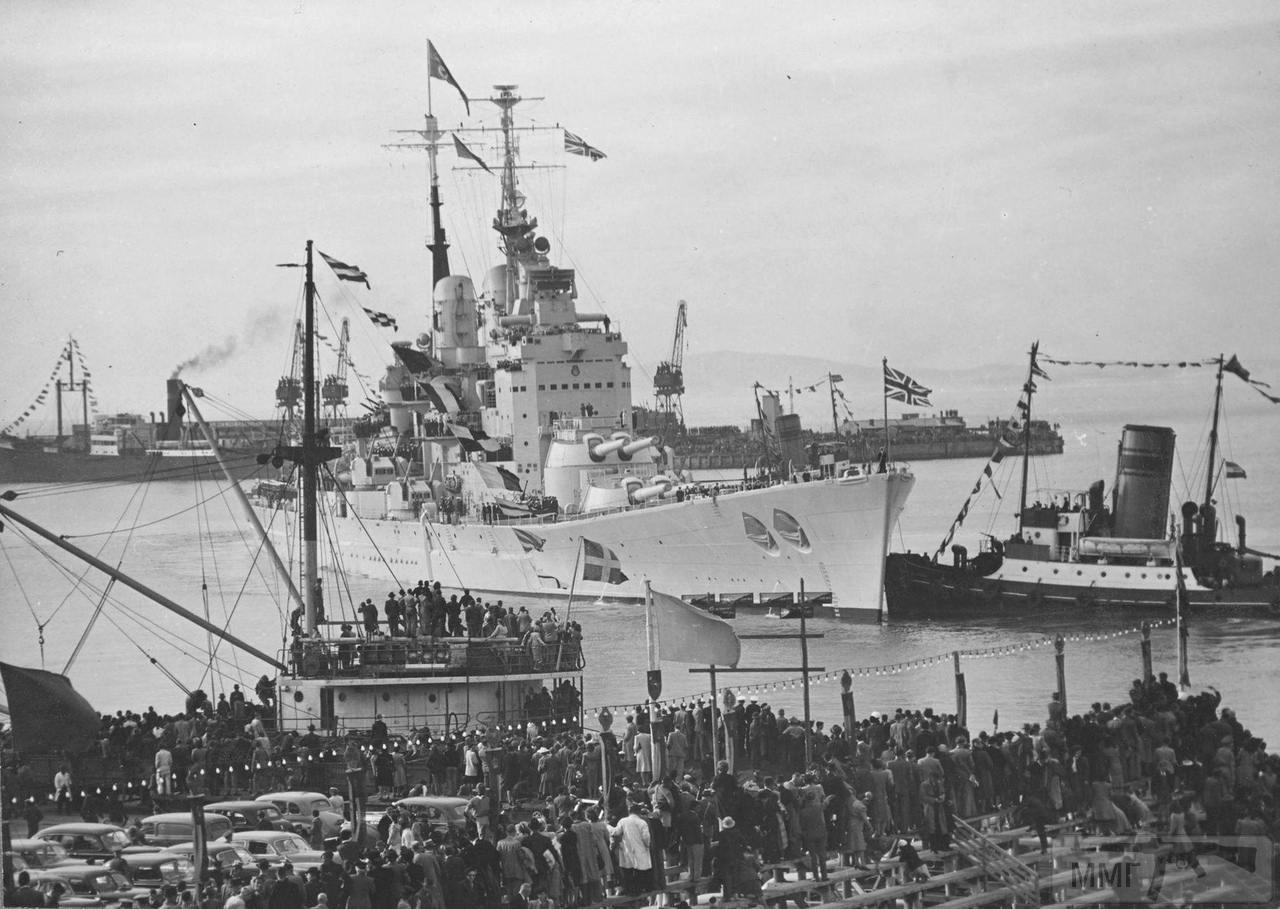 60119 - Броненосцы, дредноуты, линкоры и крейсера Британии