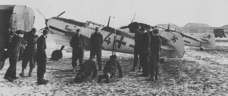 60122 - Военное фото 1941-1945 г.г. Восточный фронт.