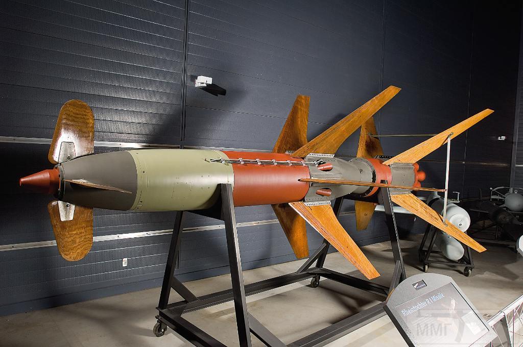 6013 - Зенитные ракеты Вермахта