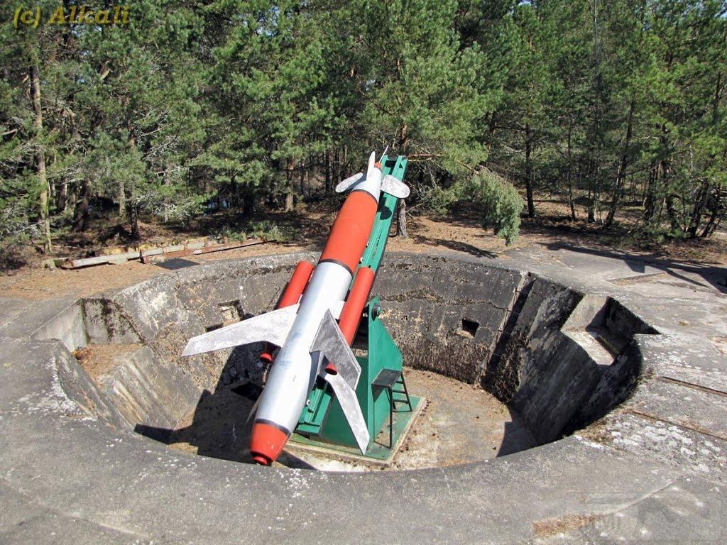 6015 - Зенитные ракеты Вермахта
