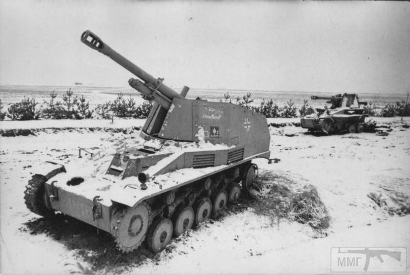 60157 - Самоходные орудия на гусеничном ходу