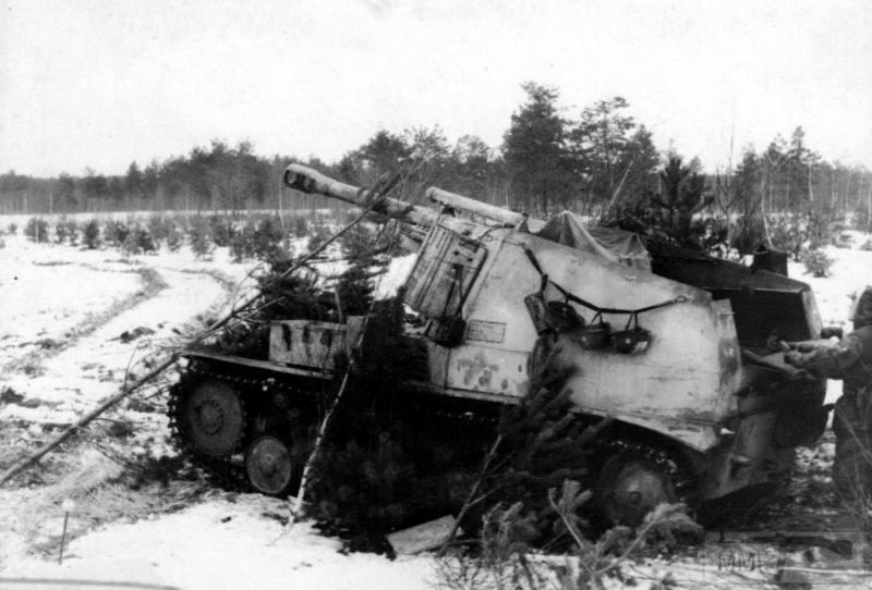 60158 - Самоходные орудия на гусеничном ходу
