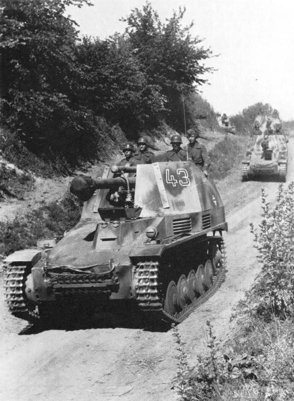 60159 - Самоходные орудия на гусеничном ходу