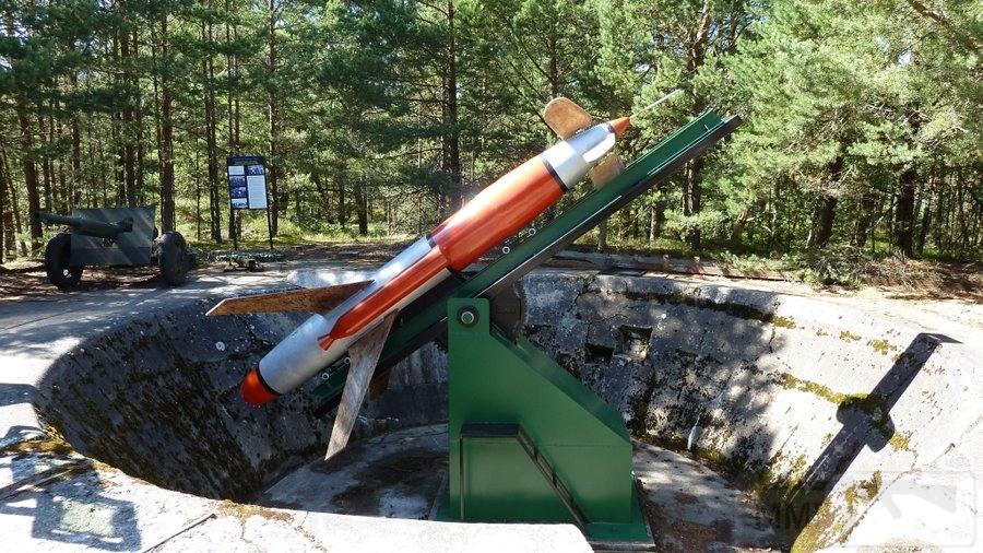 6016 - Зенитные ракеты Вермахта