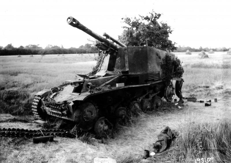60163 - Самоходные орудия на гусеничном ходу