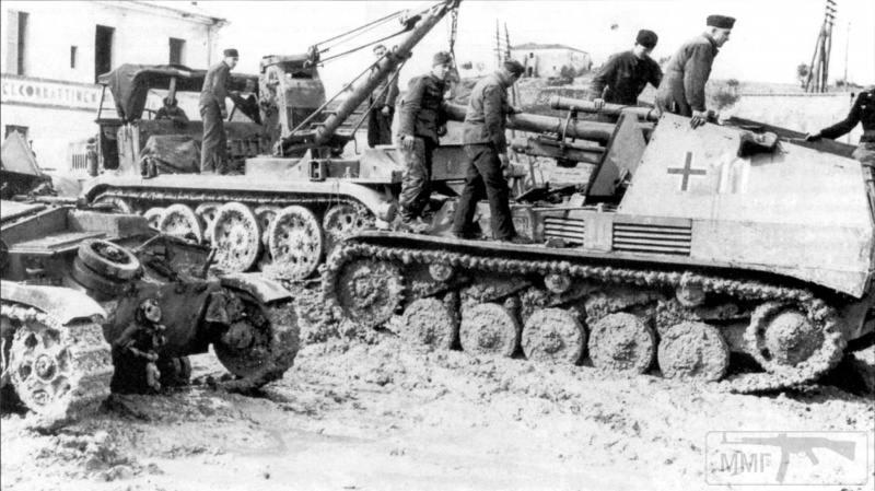 60165 - Самоходные орудия на гусеничном ходу