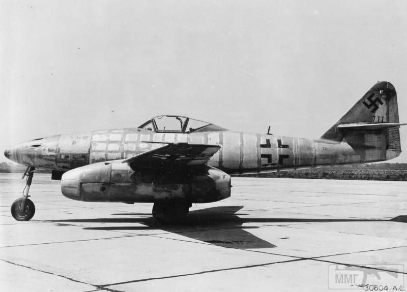 60205 - Немецкие самолеты после войны