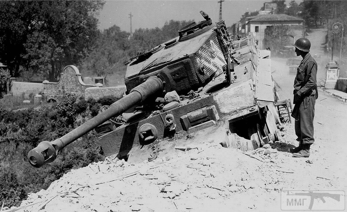 60209 - Танк Тигр - лучший танк Второй Мировой Войны?