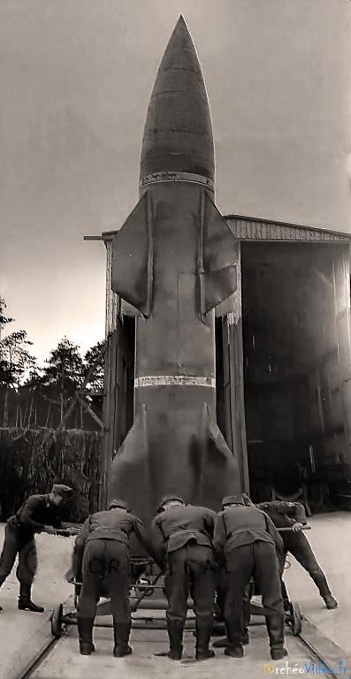 6024 - Зенитные ракеты Вермахта