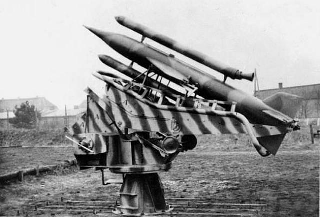 6027 - Зенитные ракеты Вермахта