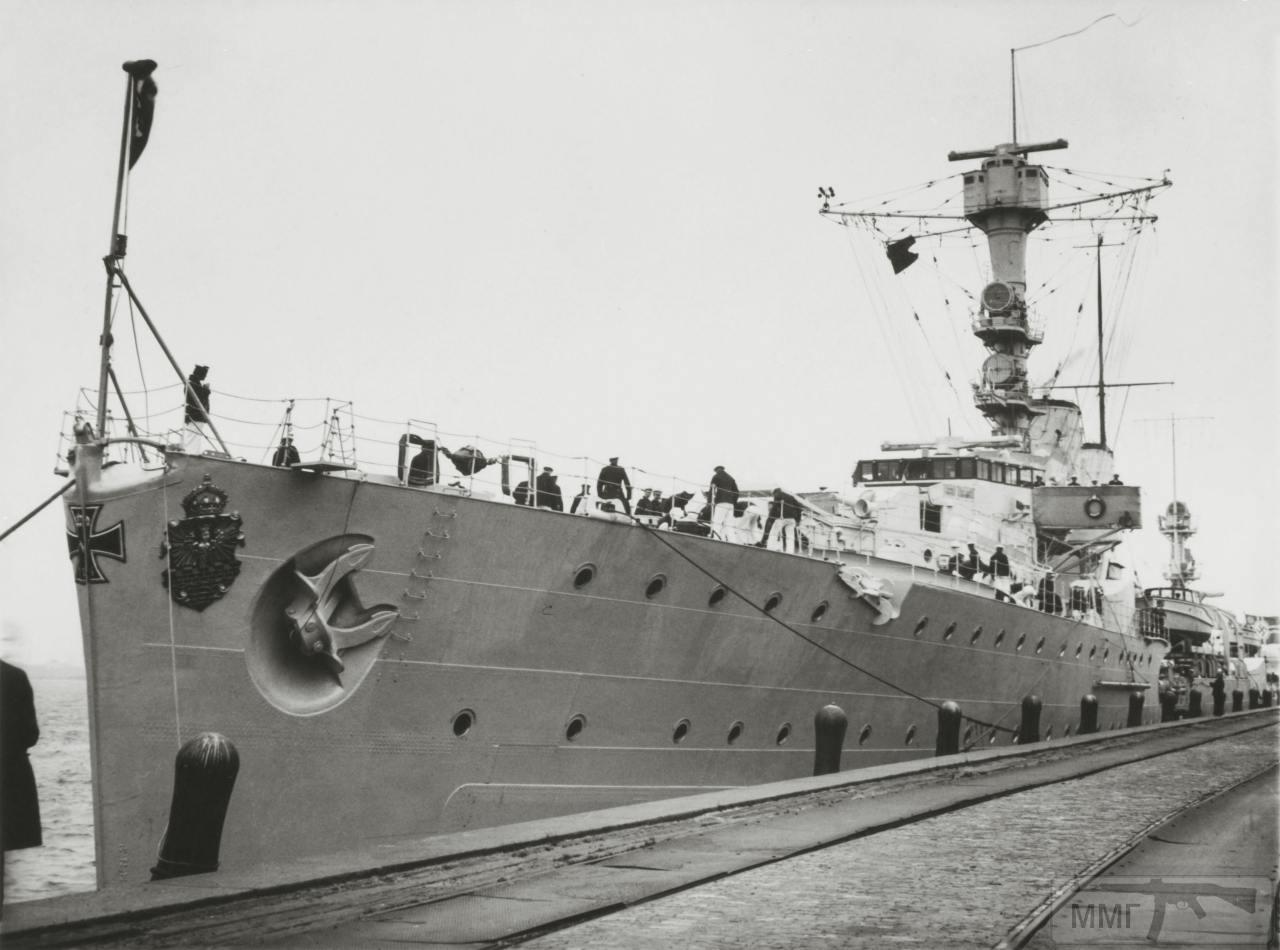 60272 - Легкий крейсер Emden