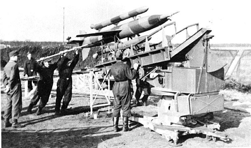 6028 - Зенитные ракеты Вермахта