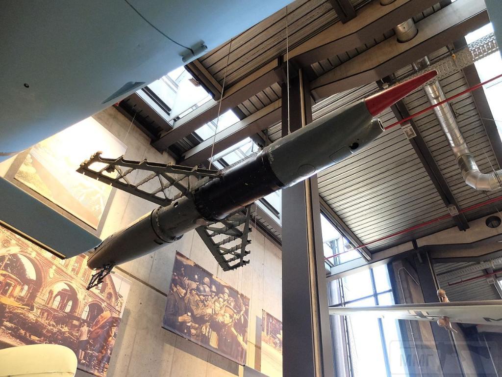 6032 - Зенитные ракеты Вермахта