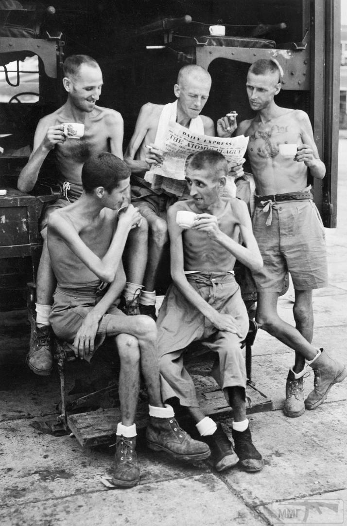 60324 - Военное фото 1941-1945 г.г. Тихий океан.