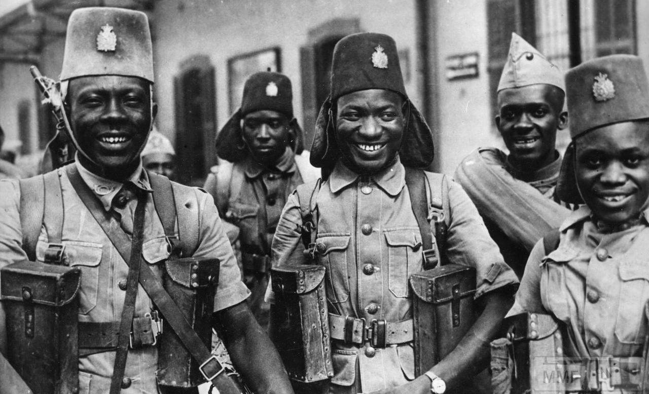 60326 - Военное фото 1939-1945 г.г. Западный фронт и Африка.