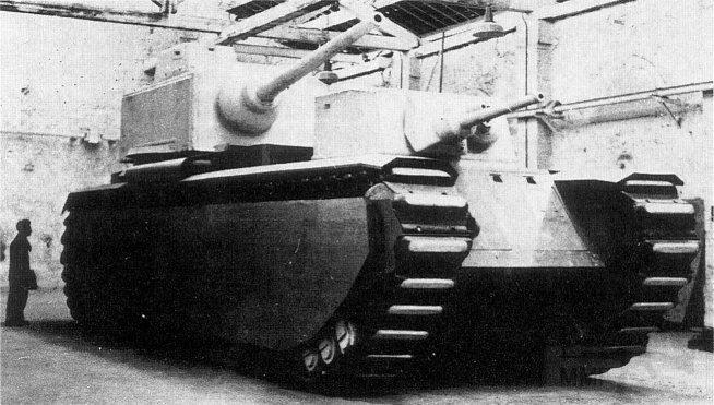 6065 - Самые необычные танки