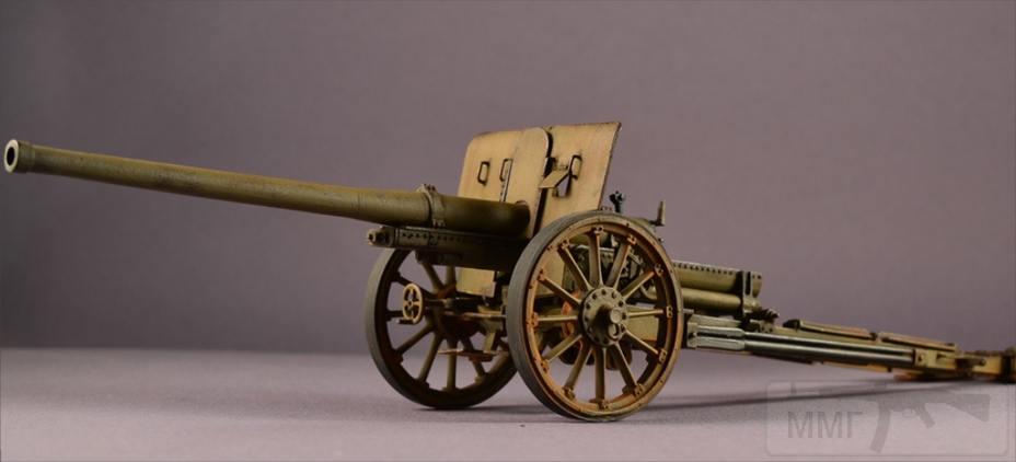 6084 - Модель 104,9-мм орудия Type 92 (автор – Павел Черепанов)
