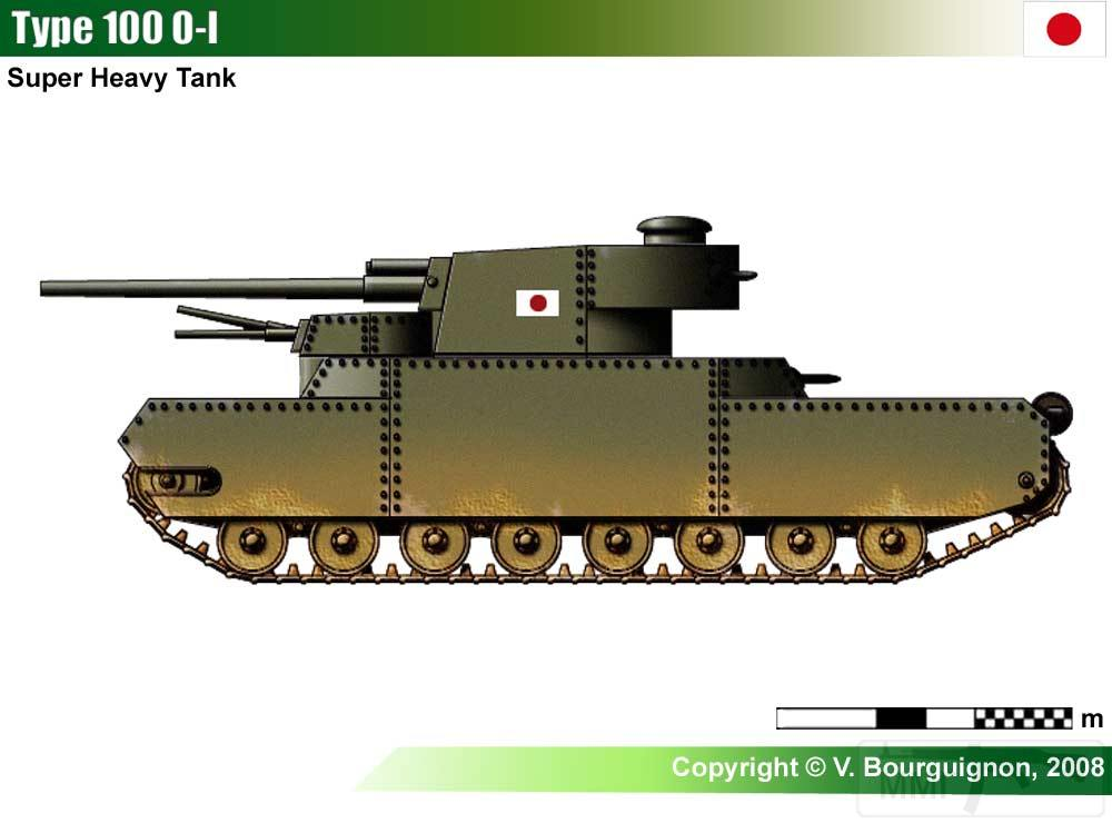 6085 - Type 100 tank