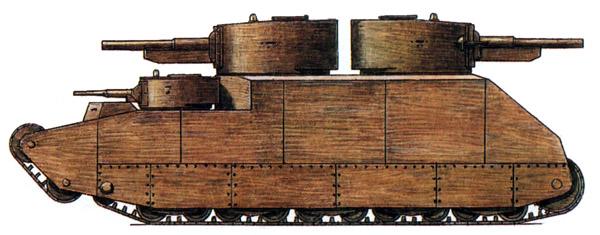 6095 - Самые необычные танки