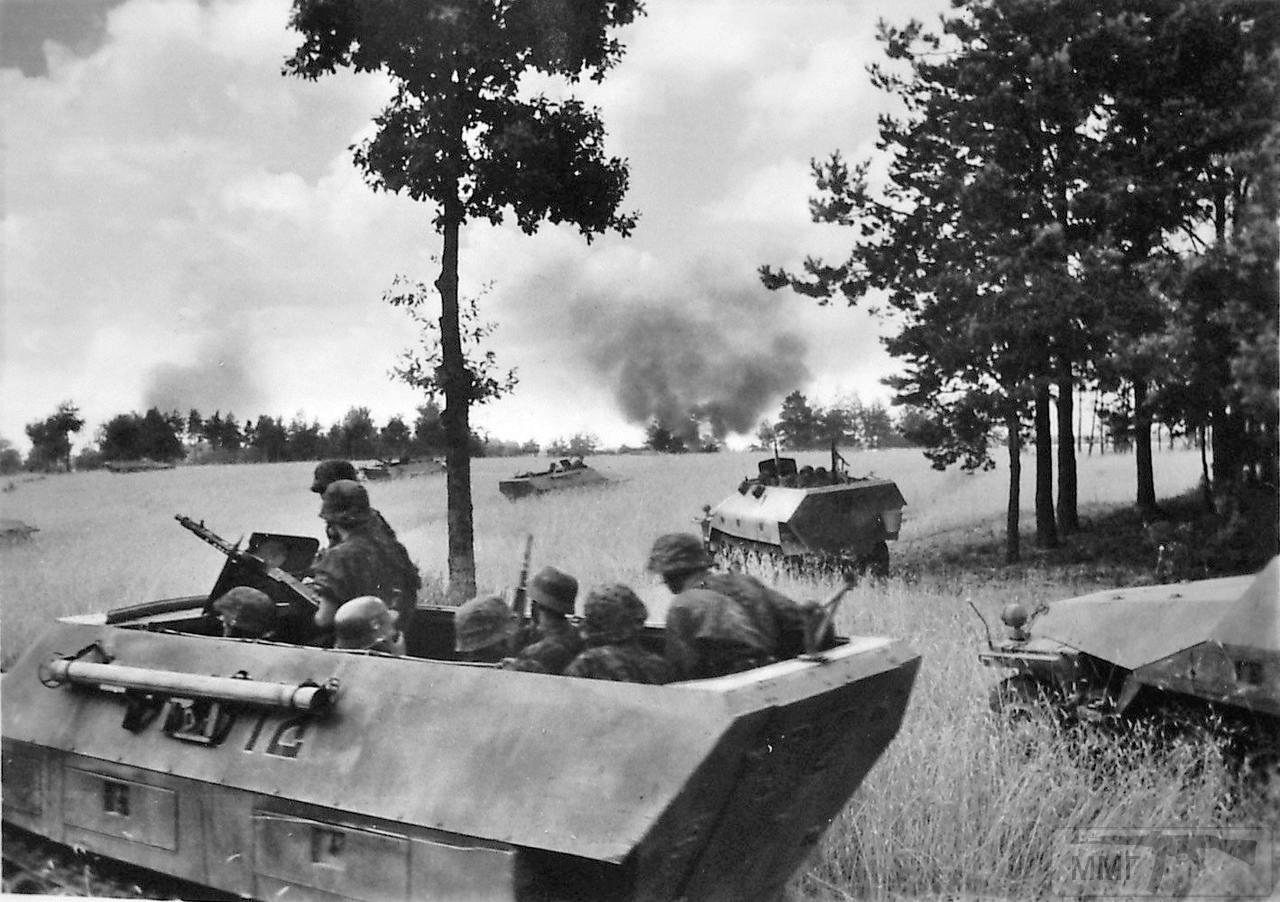 61037 - Военное фото 1941-1945 г.г. Восточный фронт.