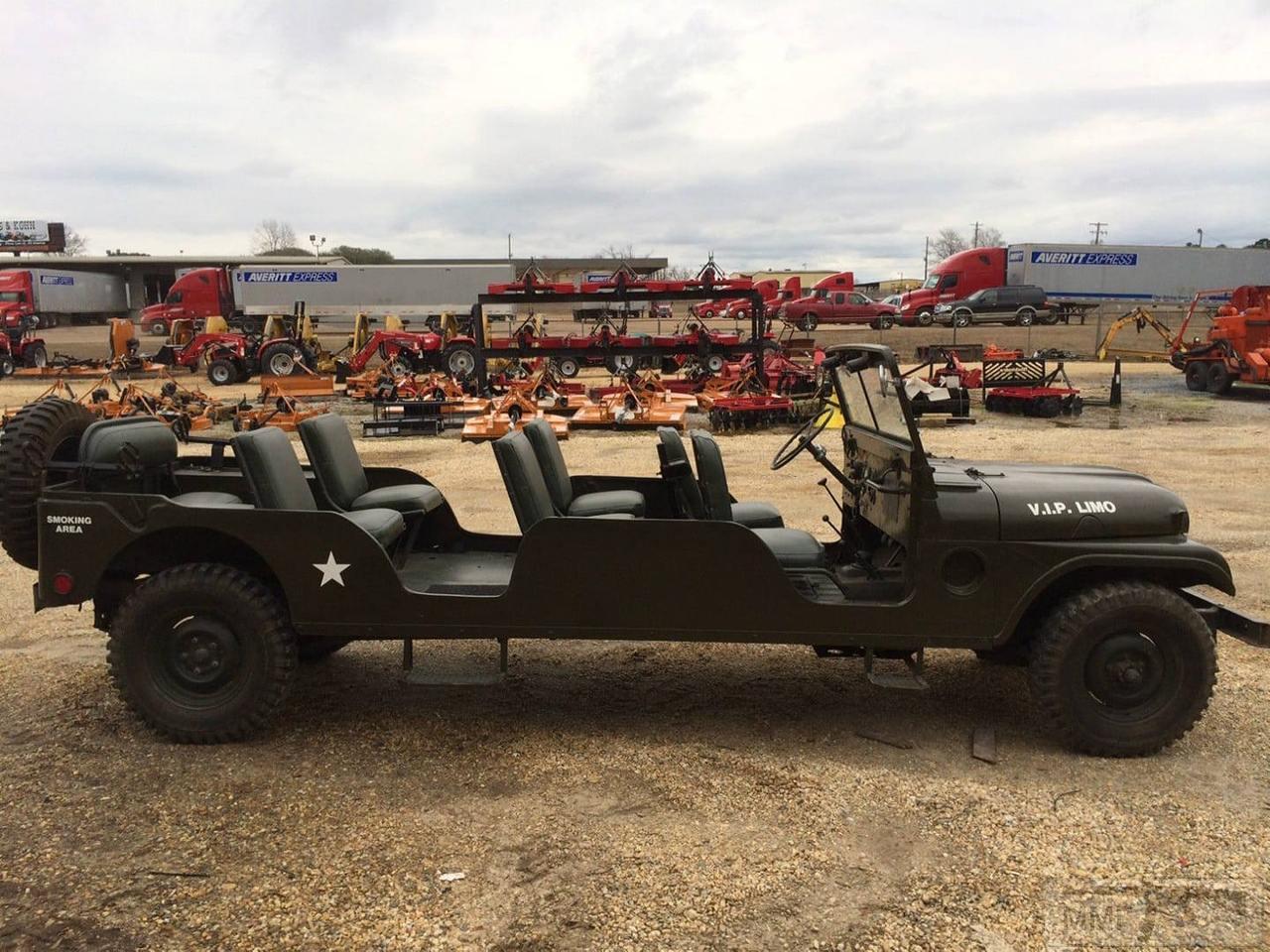 61238 - «Willys МВ» как один из символов войны.