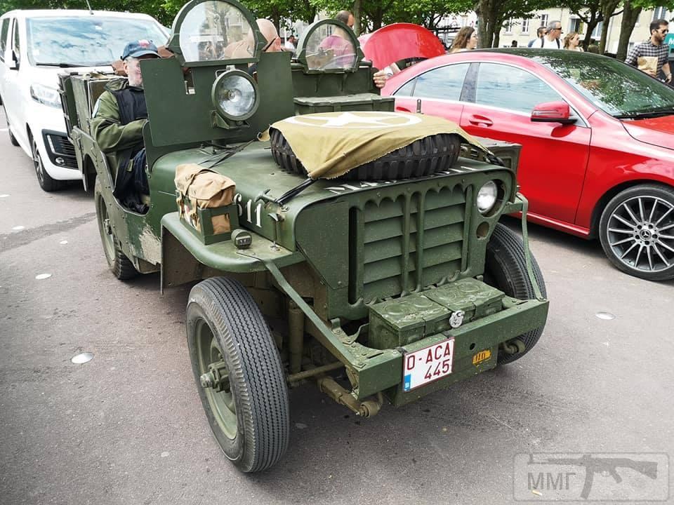 61242 - «Willys МВ» как один из символов войны.