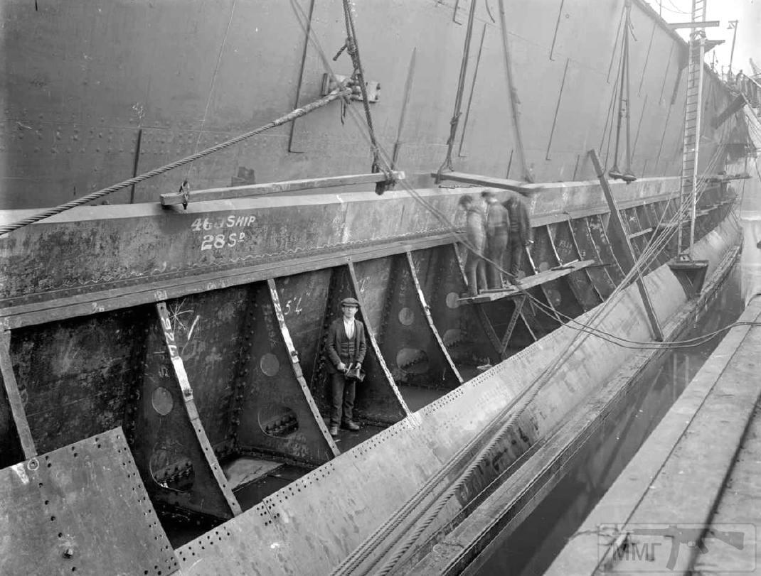 61305 - Броненосцы, дредноуты, линкоры и крейсера Британии