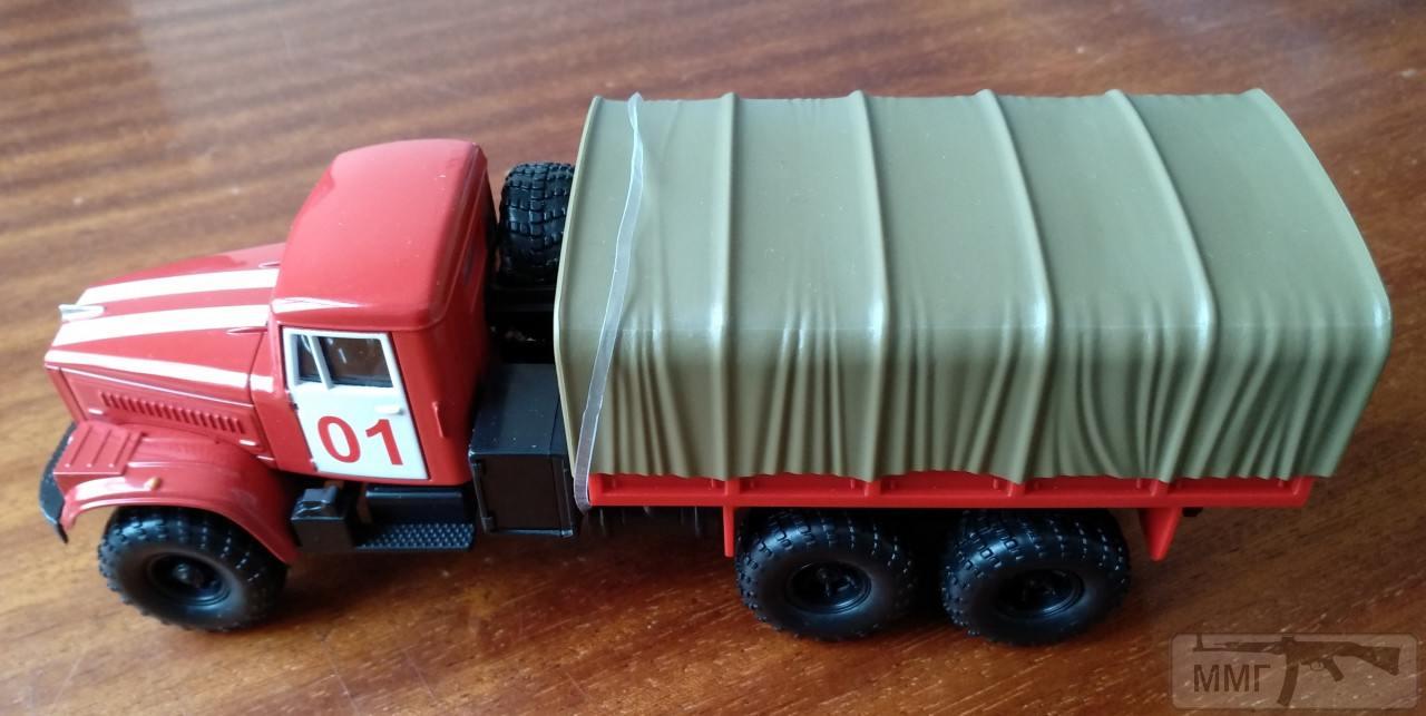61356 - Модели грузовиков