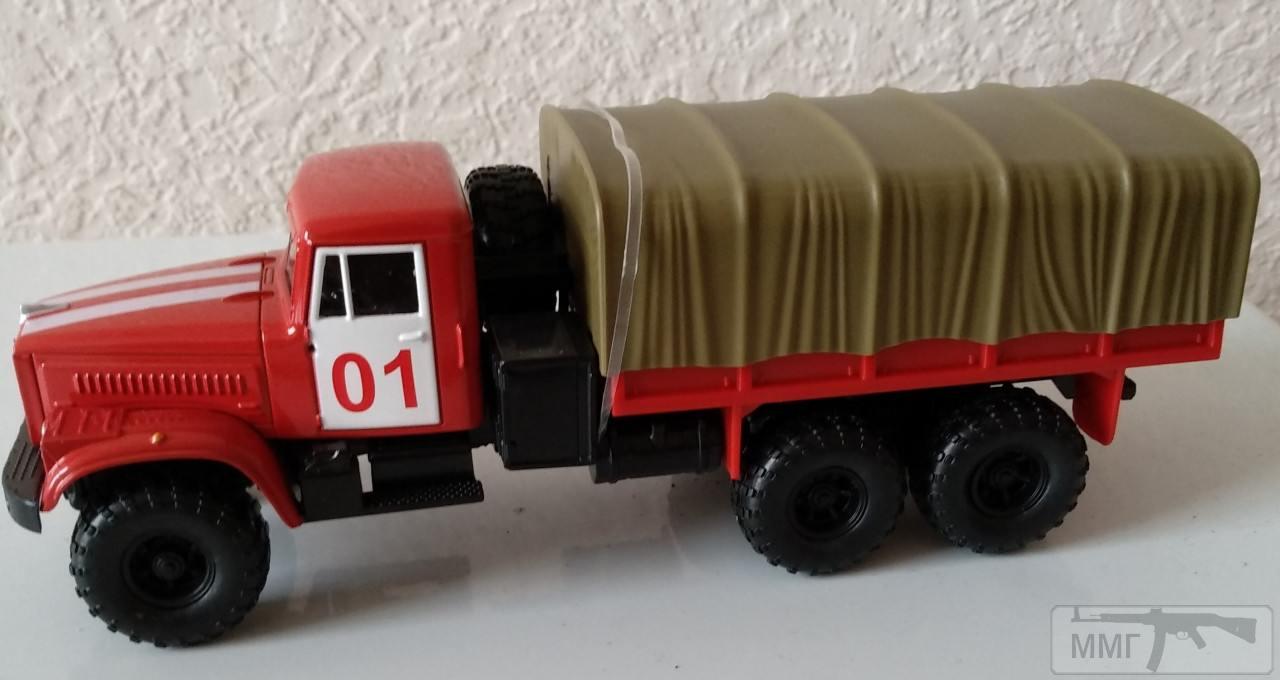 61358 - Модели грузовиков