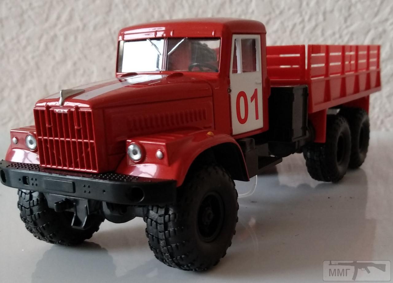 61361 - Модели грузовиков