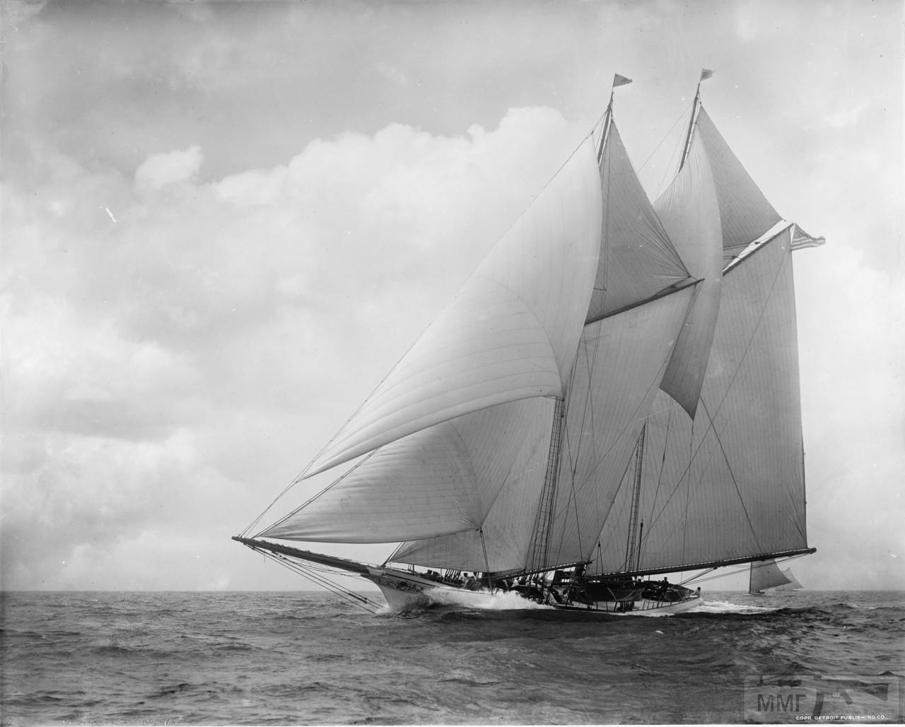 61393 - Паруса и яхтинг