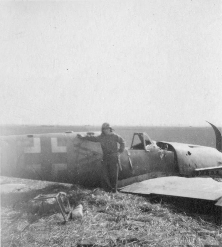 61395 - Мессершмитт BF.109.