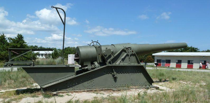 6140 - Корабельные пушки-монстры в музеях и во дворах...