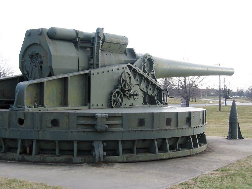6141 - Корабельные пушки-монстры в музеях и во дворах...