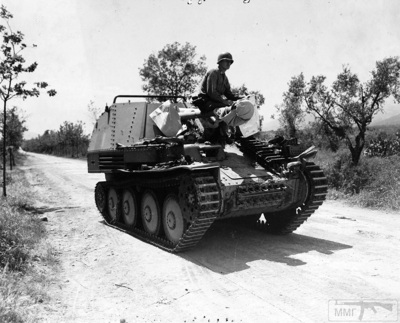 61434 - Военное фото 1939-1945 г.г. Западный фронт и Африка.