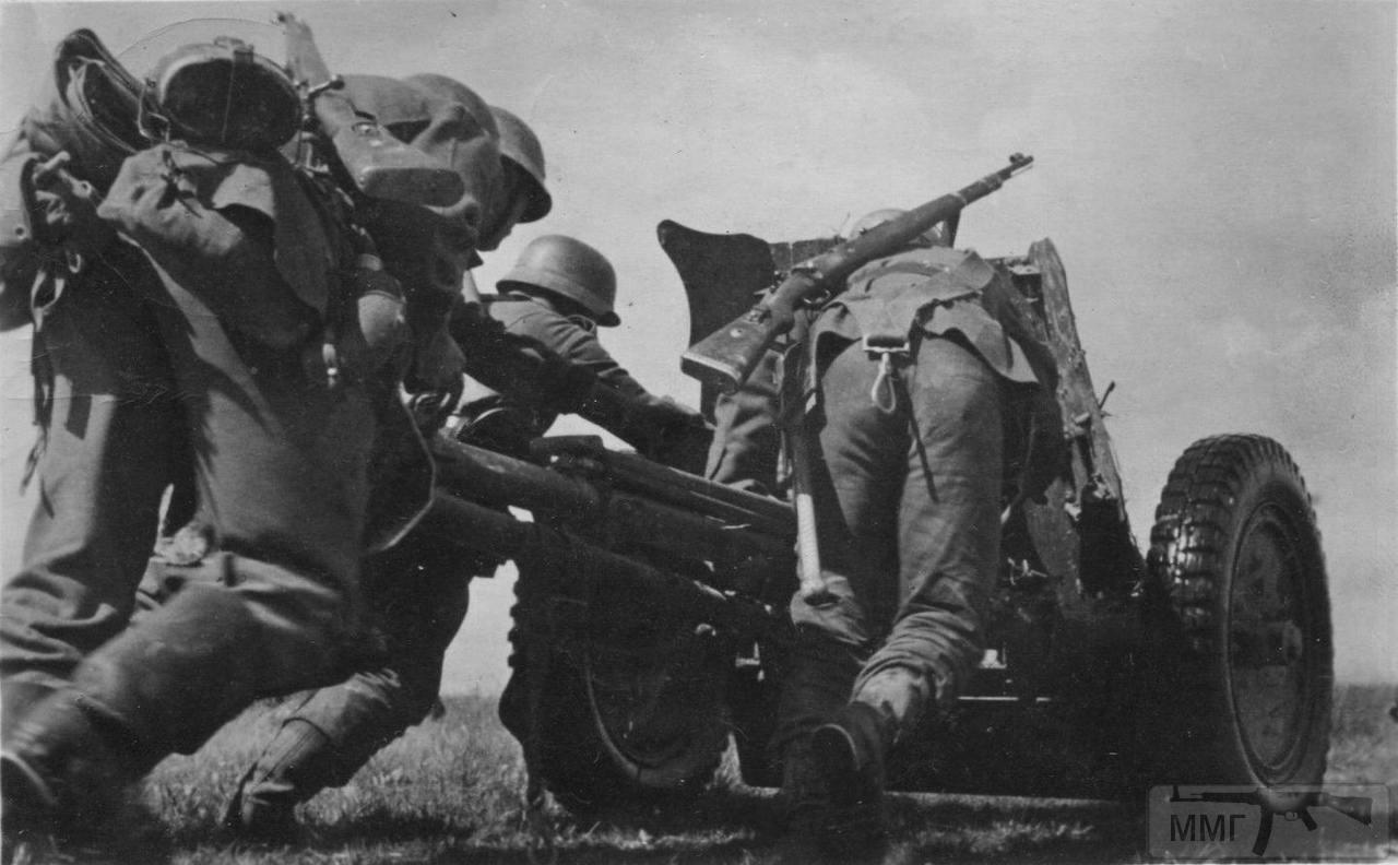 61435 - Немецкая артиллерия второй мировой