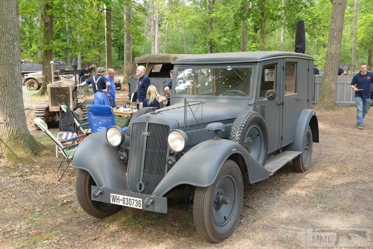 61440 - Грузовые и спец.автомобили Третьего рейха
