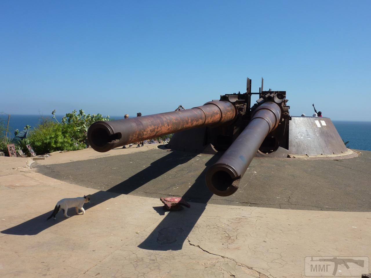 61453 - Корабельные пушки-монстры в музеях и во дворах...