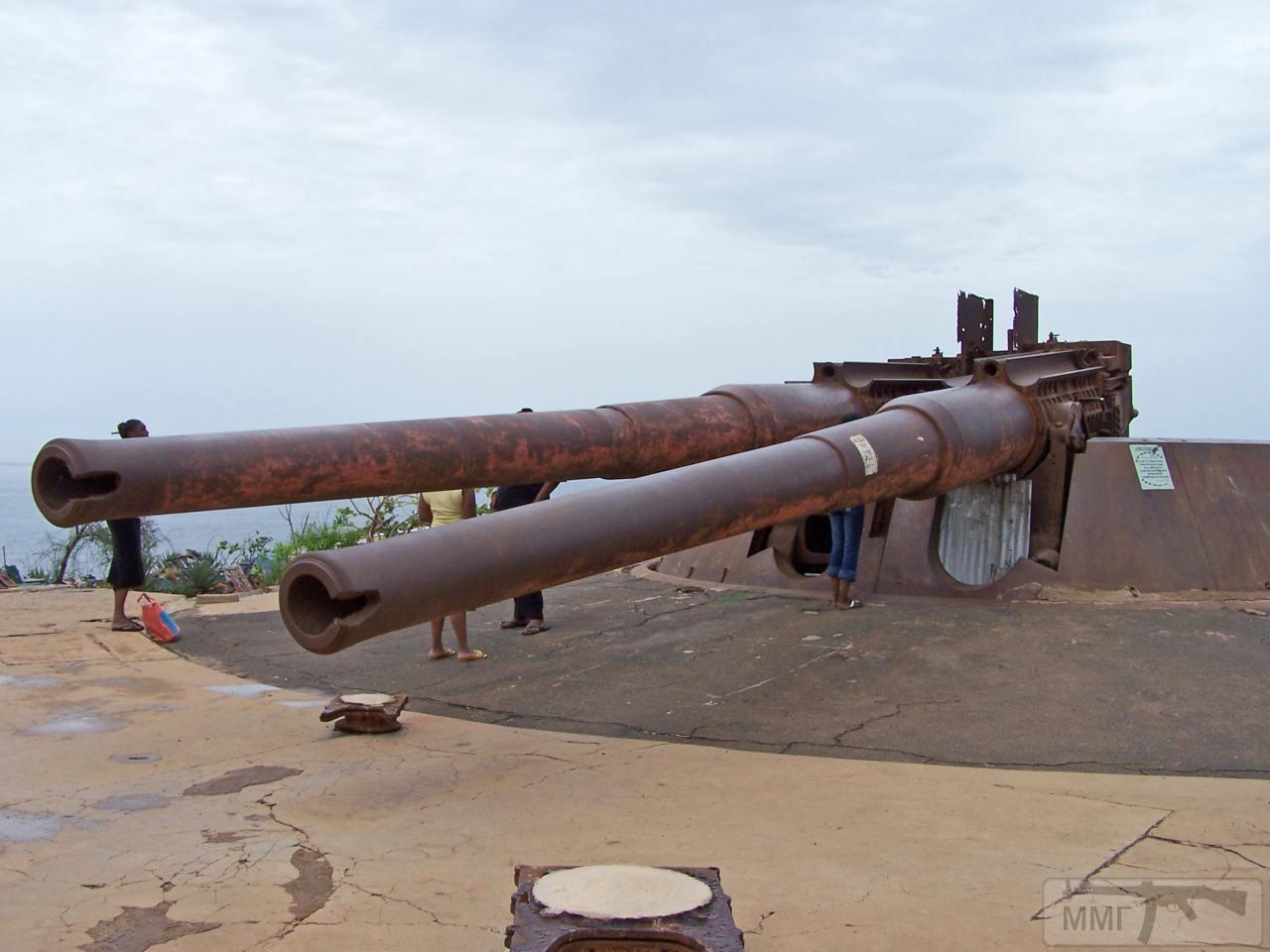 61454 - Корабельные пушки-монстры в музеях и во дворах...