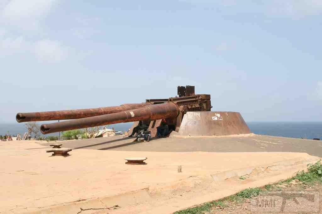 61455 - Корабельные пушки-монстры в музеях и во дворах...
