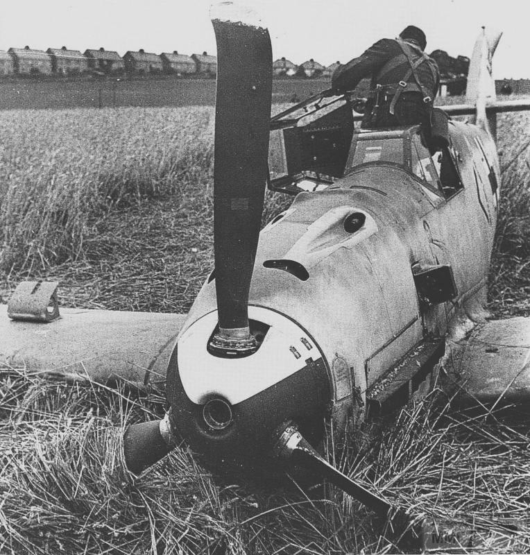 61459 - Мессершмитт BF.109.