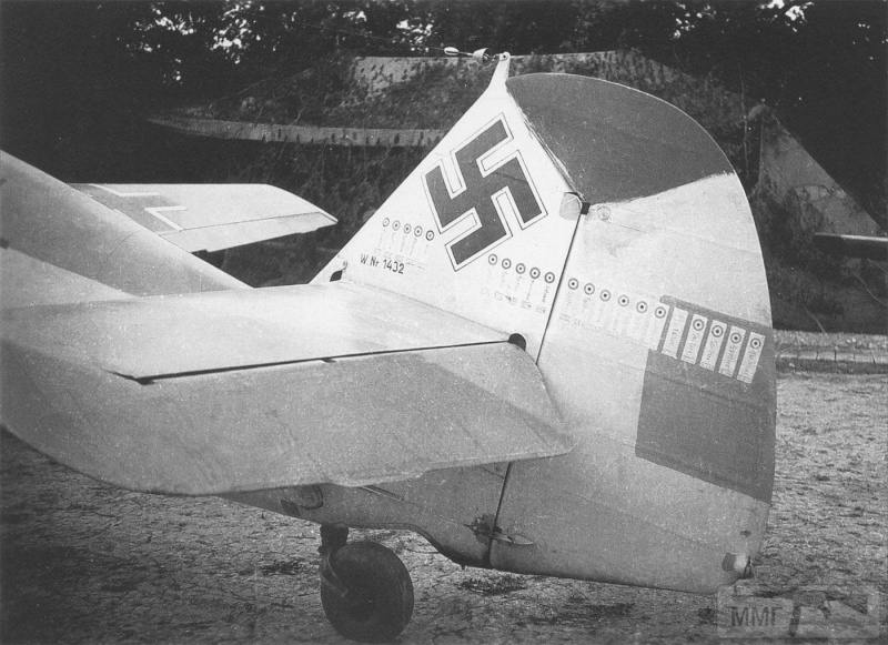 61463 - Мессершмитт BF.109.