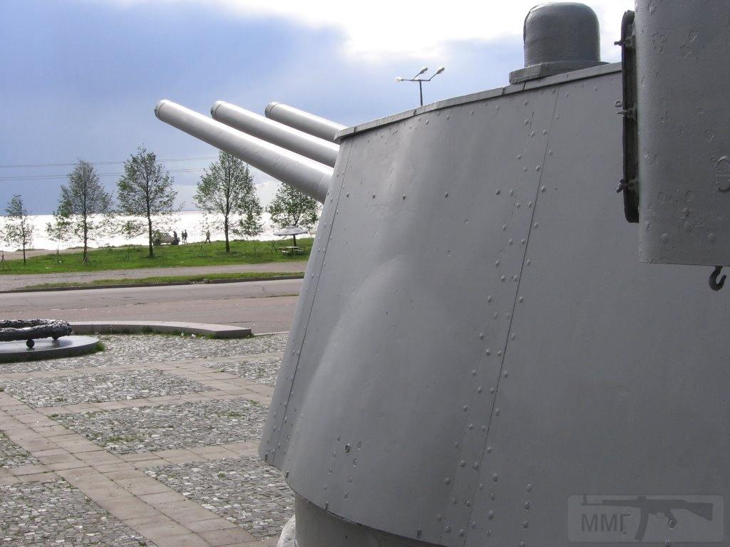6154 - Корабельные пушки-монстры в музеях и во дворах...